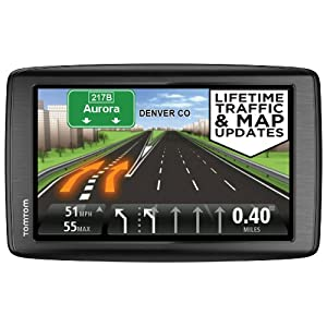TomTom VIA 1605TM 6-Inch GPS Navigator with Lifetime Traffic & Maps images