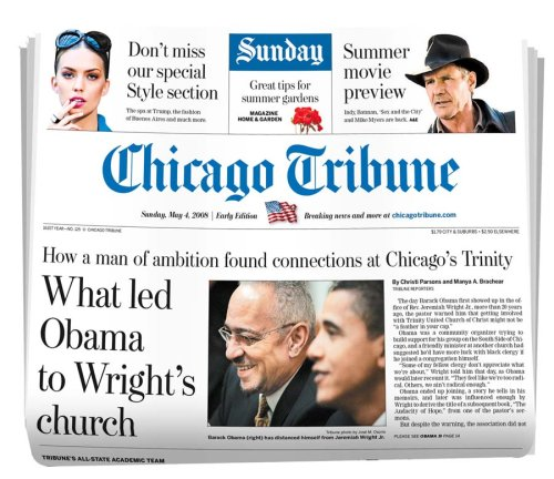 Chicago Tribune Kindle Edition
