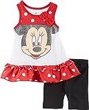 Disney Minnie Mouse Baby Girls Shorts Set