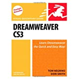 Dreamweaver CS3 for Windows and Macintosh ~ Tom Negrino
