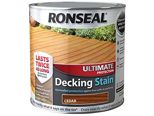 ronseal-udsce25l-25-litre-ultimate-protection-decking-stain-cedar