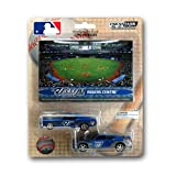 MLB Toronto Blue Jays Ford Mustang and Dodge Charger 1:64 Scale Diecast Cars