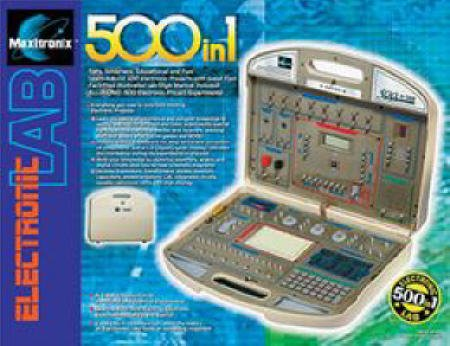 today Huge Sale: Buy Elenco 500-In-1 Electronic Project Lab Kit ...