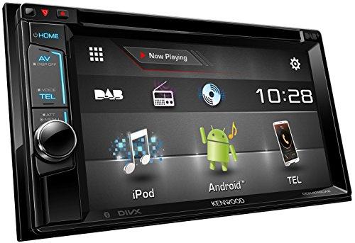 Kenwood-DDX4016DAB-Doppel-DIN-VGA-Monitor-157-cm-62-Zoll-USB-DVD-Bluetooth-Freisprecheinrichtung-DAB-Tuner-schwarz