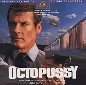 Octopussy: Original MGM Motion Picture Soundtrack [Enhanced CD]