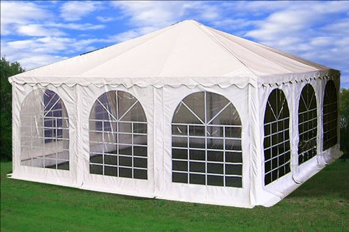 23'x23' PVC Tent - Heavy Duty Party Wedding Tent