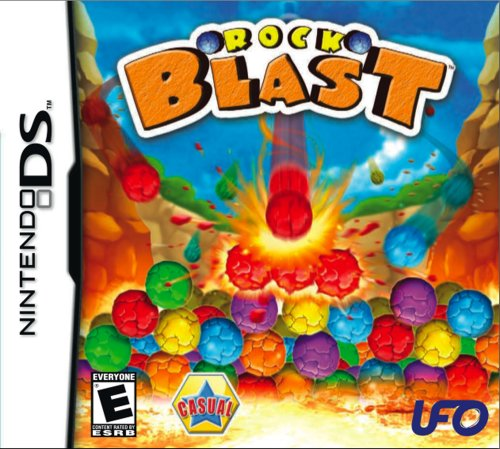 Rock Blast - Nintendo DS - 1