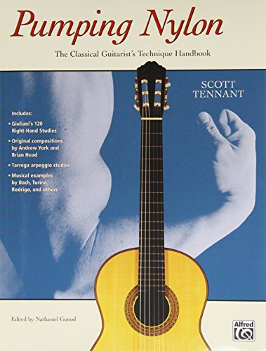 Pumping Nylon: The Classical Guitarist's Technique Handbook