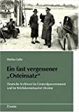 img - for Ein fast vergessener Osteinsatz book / textbook / text book