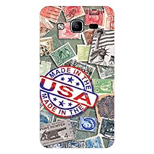 RD Digital Printed Designer Back Cover for Samsung Galaxy On 5 (Multi-color)