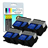 4 Compatible Sets of Black & Colour Printer Ink Cartridges to replace Kodak 30 XL (8 Inks) for Kodak ESP 1.2, 3.2, 3.2S, C110, C310, C315, Office 2170, 2170 & Hero 3.1, 5.1