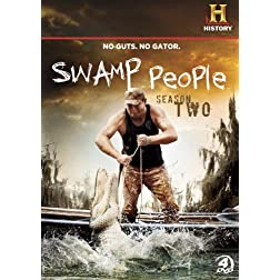 Swamp People: Season 2