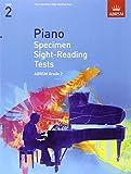 ABRSM Piano Specimen Sight-Reading Tests, Grade 2 (ABRSM Sight-reading)