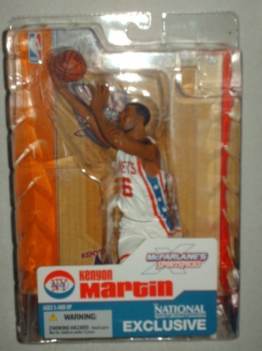 Kenyon Martin - McFarlane - The National Exclusive Figure by McFarlane Toyhs - 1