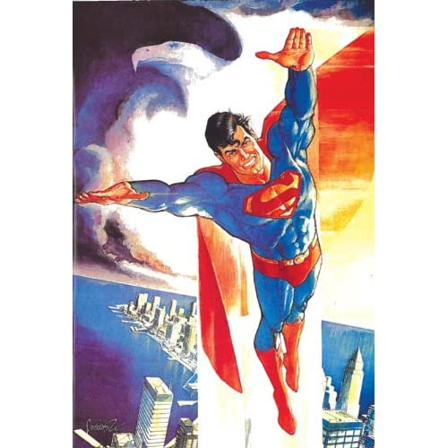 DC udgiver Adventures of Superman: Jose Luis Garcia-Lopez til april 2013