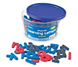 Learning Resources Soft Foam Lowercase Magnetic Learning Letters