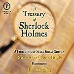A Treasury of Sherlock Holmes: A Collection of Seven Great Stories   Arthur Conan Doyle