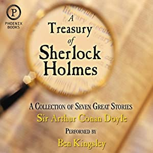 A Treasury of Sherlock Holmes: A Collection of Seven Great Stories | [Arthur Conan Doyle]