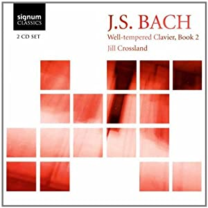 J.S. Bach - The Well-Tempered Clavier Book 2 (Jill Crossland)