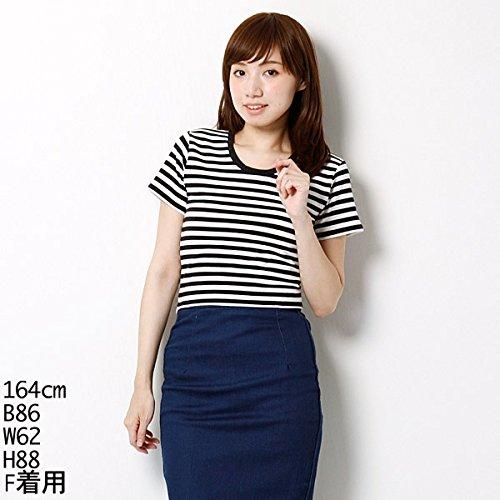 ムルーア(MURUA) Tシャツ(UネックFit T-SH)【M84ミックス/F】