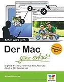 Der Mac - ganz einfach: Die Anleitung in Bildern