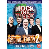 Mock the Week - Too Hot For TV 2 [DVD] [2009]by Dara O'Briain
