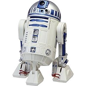 STAR WARS(リズム時計) R2-D2音声・アクション目覚し時計 白 8ZDA21BZ03