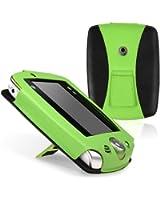 Vert/Noir Housse Etui Coque cuir avec support Pour protection LEAPFROG LeapPad 2