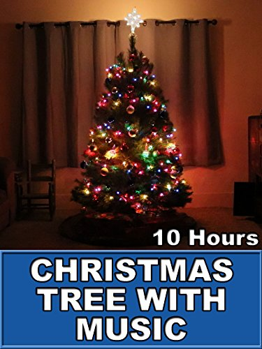Christmas Tree with Music 10 Hours