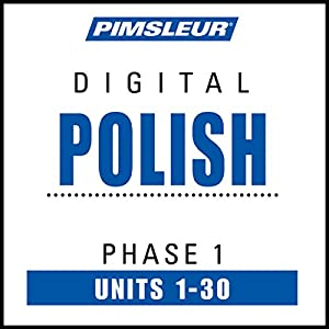 Polish Phase 1, Units 1-30 Speech