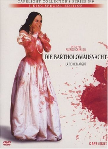 Die Bartholomäusnacht (Collector's Edition, 3 DVDs) [Special Edition]