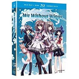 We Without Wings: Season One (Blu-ray/DVD Combo)