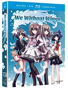 We Without Wings: Season 1 (Blu-ray/DVD Combo)