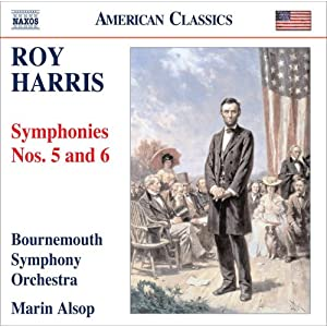 Roy Harris - Marin Alsop - Symphonies Nos. 5 And 6