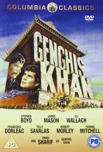 Genghis Khan [DVD] [1965]