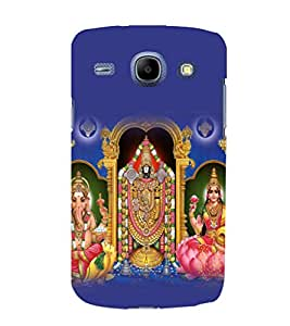 printtech Lord God Hindu Back Case Cover for Samsung Galaxy On7