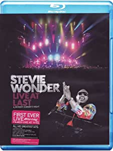 Live At Last [Blu-ray]