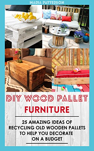 Diy Wood Pallet Furniture 25 Amazing Ideas Of Recycling