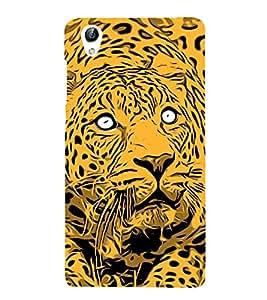 Vizagbeats Jaguar Back Case Cover for Vivo Y51 L