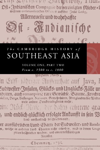 The Cambridge History of Southeast Asia (Part 2)