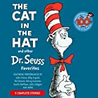The Cat in the Hat and Other Dr. Seuss Favorites (       UNABRIDGED) by Dr. Seuss Narrated by Kelsey Grammer, John Cleese, John Lithgow, Billy Crystal