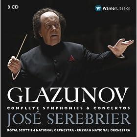 Saxophone Concerto in E flat major Op.109 : I Allegro Moderato