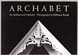 Archabet: An Architectural Alphabet Postcard Book