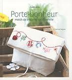 echange, troc Charline Segala - Porte-Bonheur, motifs de broderie traditionnelle