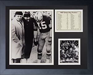 Legends Never Die 1967 Green Bay Packers Ice Bowl Framed Photo Collage, 11x14-Inch by Legends Never Die