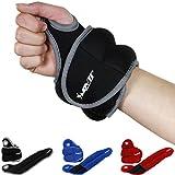 MOVIT® 2er Set Neopren Gewichtsmanschetten mit Daumenschlaufen