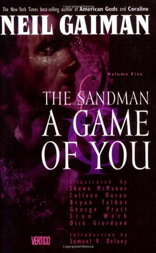 Sandman, The: A Game of You - Book V (Sandman Collected...