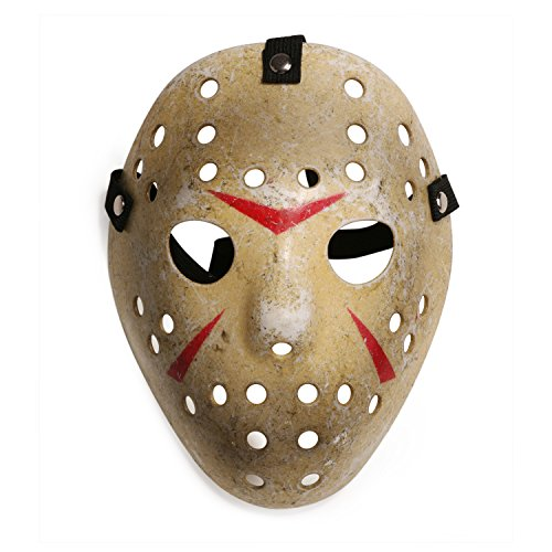 Costume Prop Horror Hockey Halloween Myers 0