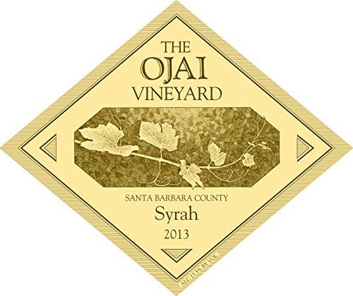 2013 The Ojai Vineyard Santa Barbara County Syrah 750 Ml