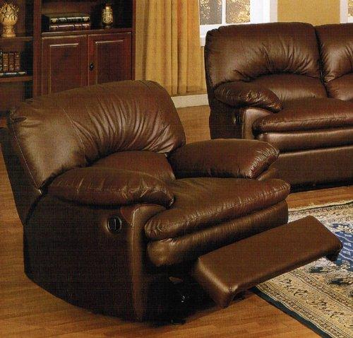 Furniture Living Room Furniture Recliner Leather Motion Recliner